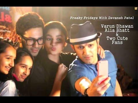 Alia Bhatt & Varun Dhawan Exclusive Interview for Humpty Sharma Ki Dulhania | Sea 2 Epi 5