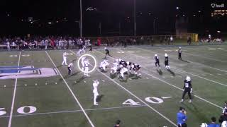 Joshua Allen - Updated Football Highlights - Class of 2019