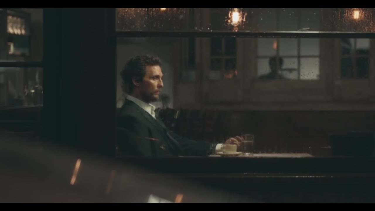 Diner Matthew Mcconaughey And The Lincoln Mkz Commercial