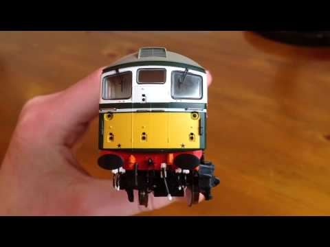 class 26 by Heljan in BR green livery