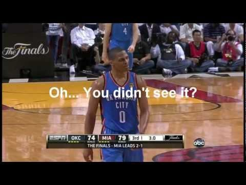 RE: Rigged? Destorying Basketball... 2012 NBA Finals flops and refereeing...