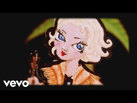 Elle King - Ex's & Oh's (Animated Audio)