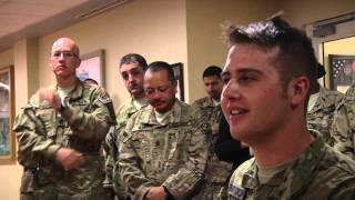 Operation Proper Exit 17 in Kandahar: Warriors Forever