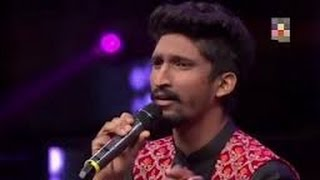 Khuda Baksh Indian Idol 2017 Latest Song- Chithiye Song