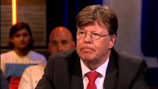 PVV (Teun vDijck) valt door de mand bij Pauw(Woordvoerder financiële zaken bij de PVV weet geen uitweg in interview over ABN debat in Pauw en geeft het gesprek bizarre wending., 2015-04-12T15:04:06.000Z)