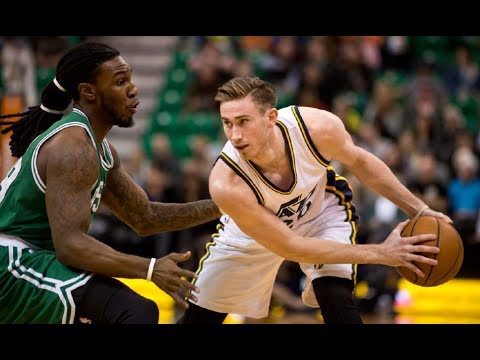 Jazz & Celtics Engaged In Sign-And-Trade Talks Involving Gordon Hayward, Jae Crowder