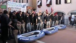 Italie : violences en marge d