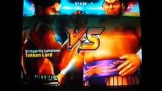 Tekken 5: Kazuya Mishima - Time Attack Gameplay