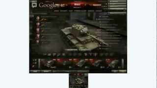 world of tanks 8.1 (32 bit) - live - Ubuntu 12.10 32 bit #2