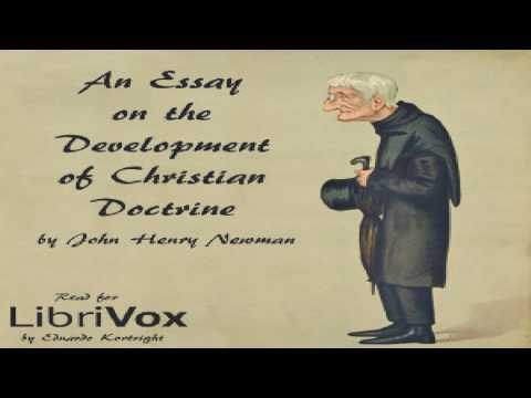 Essay on the Development of Christian Doctrine | John Henry Newman | English | 1/11