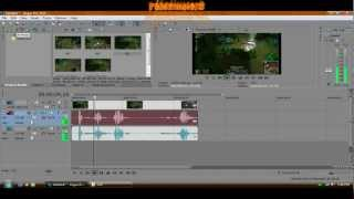 Sony Vegas - How to remove vocals from a clip (Tutorial)