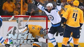 Jets overpower Predators in Game 7 to advance to WCF I NHL I NBC Sports