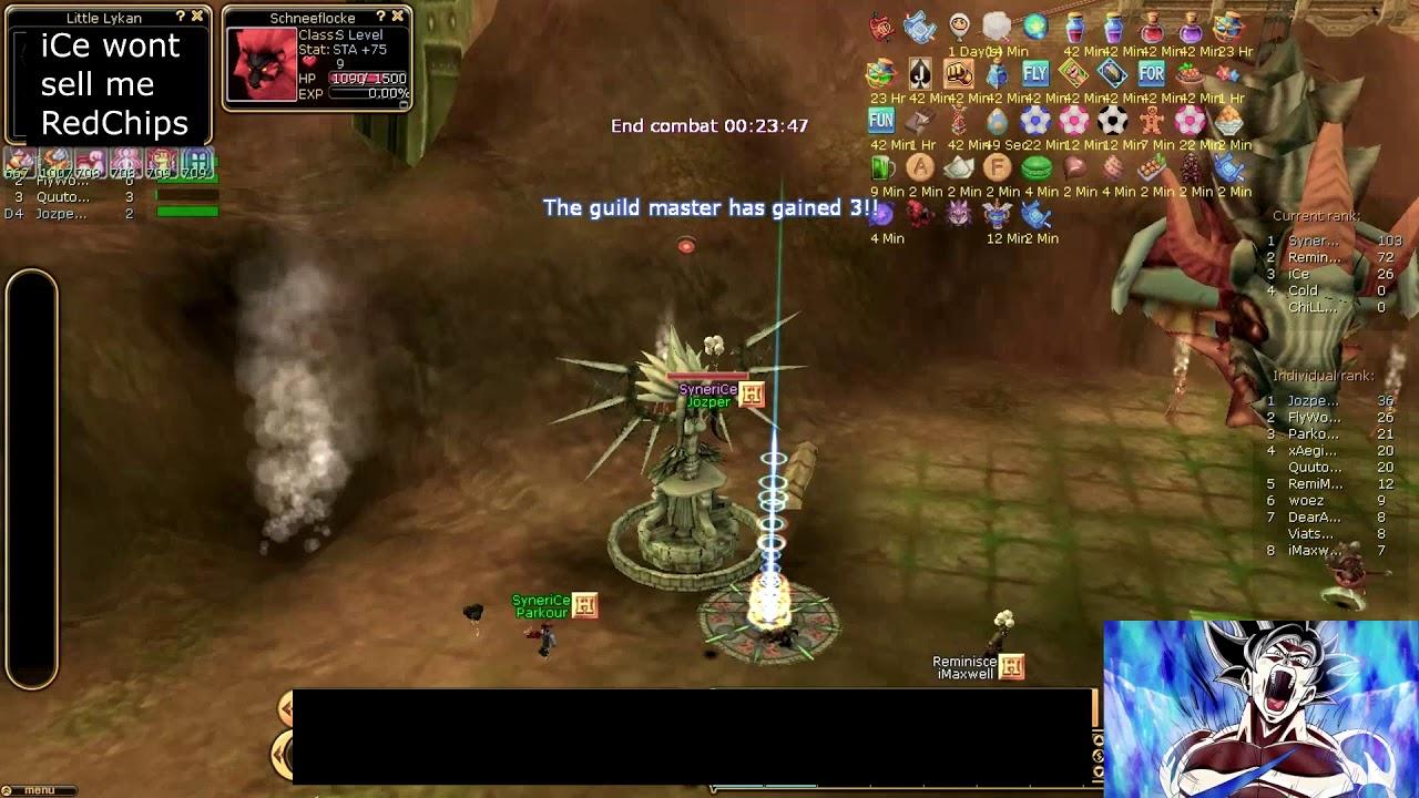 Flyff Tanuki Guild Siege 2018-02-24 MVP Axeell/Jozper