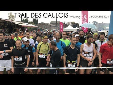 Trail des Gaulois 2016 4ème édition 23.10.2016
