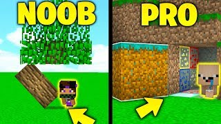 CASA SEGRETA NOOB VS PRO - Minecraft ITA