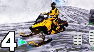 Winter Ski Park Snow Driver #4 (by Play With Games) Android Gameplay Trailer