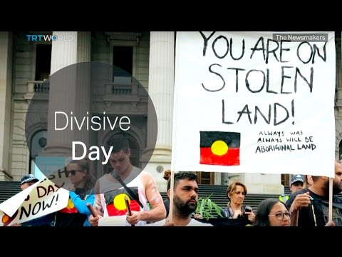 The Newsmakers: Australia Day Controversy
