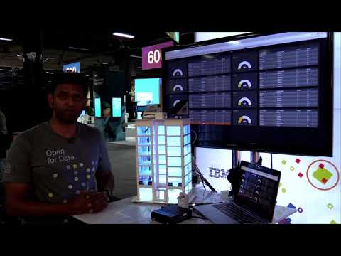 Creating Smart Buildings with IoT