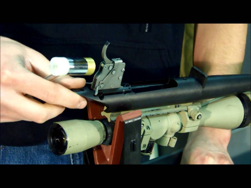 Jewell Trigger Installation: Remington 700