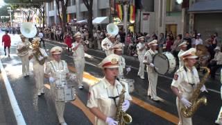 名古屋市消防音楽隊Withリリーエンゼルス~第64回広小路夏まつりパレード