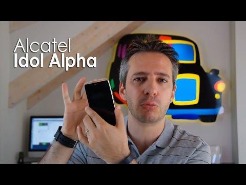 Alcatel Idol Alpha la recensione di HDblog
