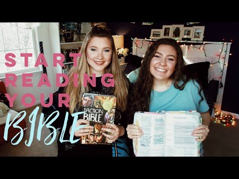 How to Start Reading Your Bible | Christian Inspiration // Coffee and Bible Time