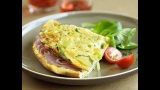 DIY БЕСПЛАТНО, Омлет с сыром, невероятно вкусно, СДЕЛАЙ САМ