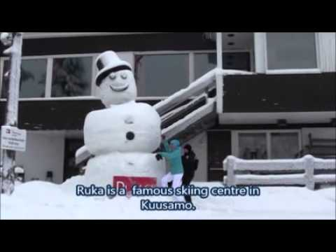 Finland and Kuusamo, funny presentation