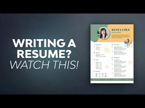 7 Steps to Building a Great Resume Summary | How to Write a Resume