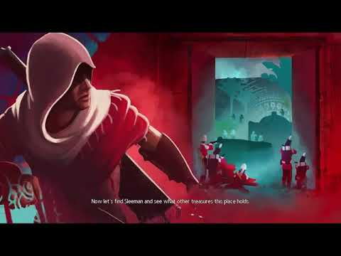 Assassin's creed chronicles India part 7 -what lies beneath |