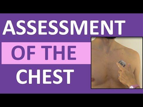 Chest Assessment Nursing   Heart & Lung Assessment   Head-to-Toe Exam