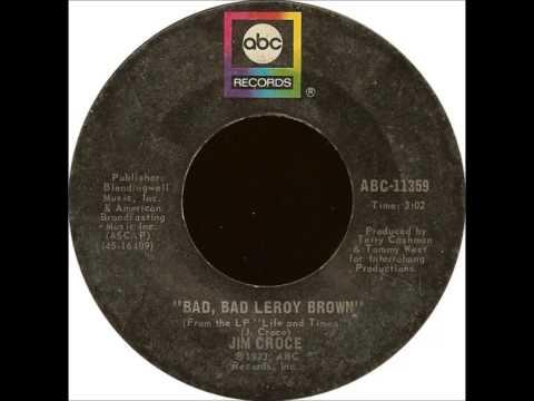 Jim Croce - Bad Bad Leroy Brown (QS Quad Mix)