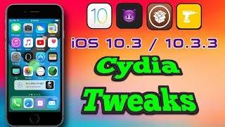 New ios 10 3 Cydia tweaks