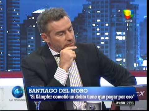 Majul y una fuerte crítica a Del Moro por la presencia de Agustina Kämpfer en Intratables