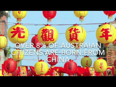 Chinese Migration To Australia- Geography