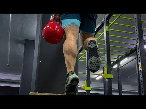 3 BEST exercises for building BIGGER calves fast! By Dejan Stipke