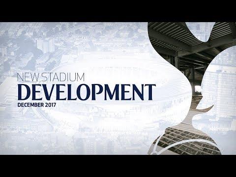 NEW STADIUM TIMELAPSE | DECEMBER 2017