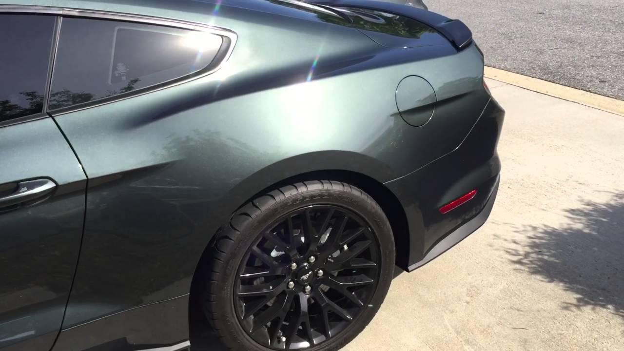 Twin Turbo 2016 Mustang Gt