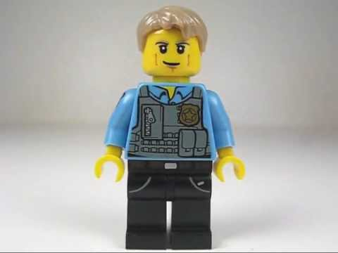 LEGO City Undercover 5000281 Chase McCain Minifigure Quick ...