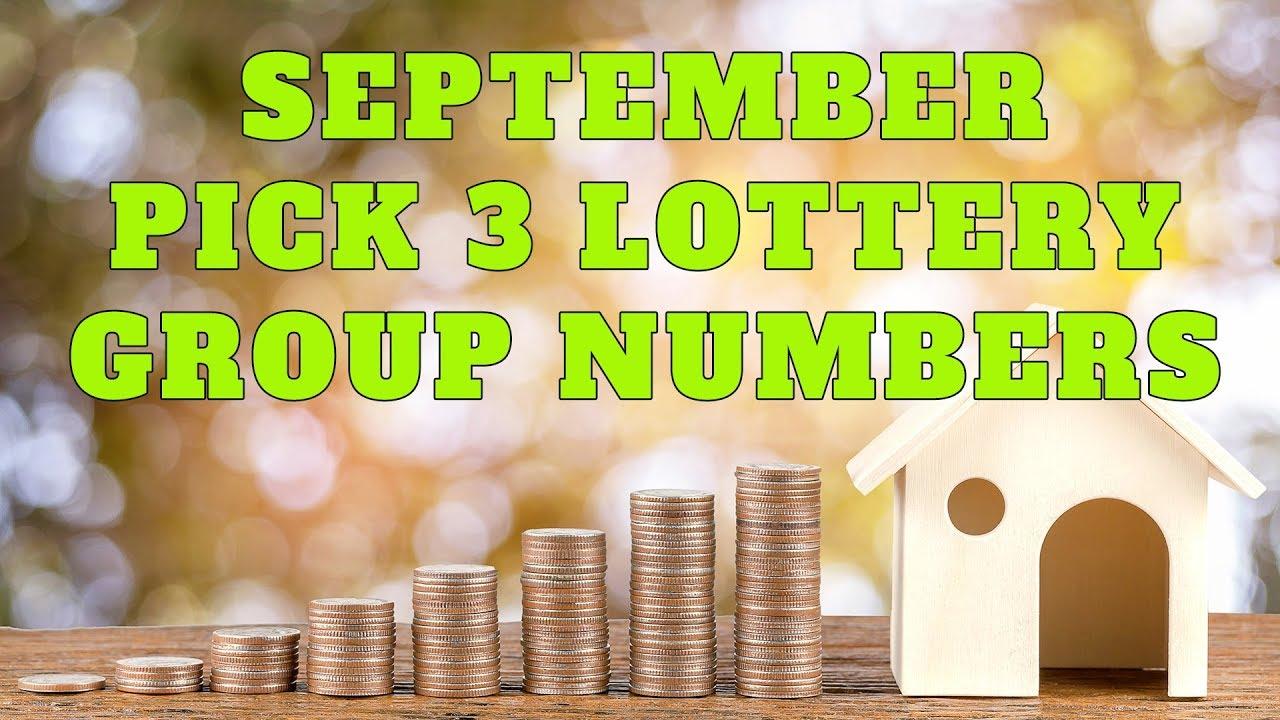 Pick 3 Lotto Results