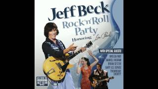 Jeff Beck - Walking In The Sand