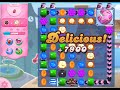 Candy Crush Saga Level 2975 with no boosters!