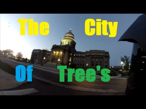 Guide Tour to Boise Idaho - Random Facts From A Resident (Ep.21)
