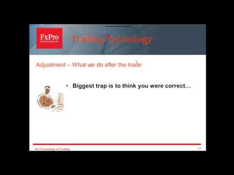 Psychology of Trading Webinar