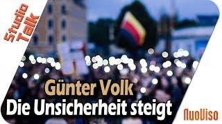 """""""Die Unsicherheit steigt"""" - Günter Volk im NuoViso Talk"""