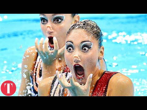12 Strict Rules Synchronized Swimmers Have To Follow