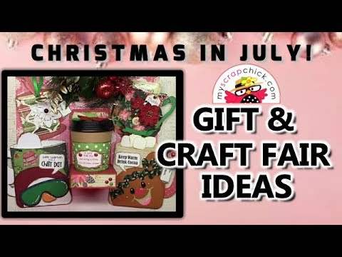 Christmas In July Food Ideas.Craft Fair Gift Ideas Christmas In July My Scrap Chick Cricut Christmas Ideas