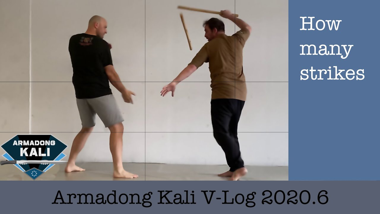 V-Log 20.6: How many strikes?