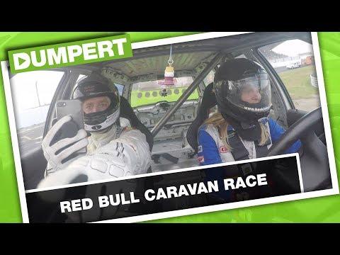 Meecrashen met de Red Bull Caravanrace!