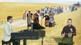 Jenerik Müzikleri YILANLARIN ÖCÜ Türk Yerli Dizi Film Piyano Müziği Dinle Video Klip İzle